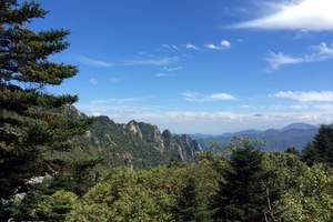 宝鸡红河谷森林公园二日游(每周六发团)