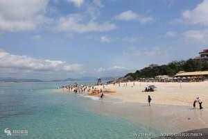 武汉到海南玩海双飞五日游(含潜水、海上自行车、摩托冲浪板等)