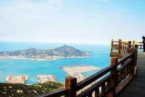 青岛周边旅游推荐 青岛到连云港+冰雪王国+海底世界大巴2日游