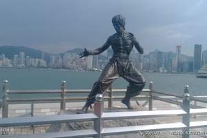 哈尔滨到香港澳门旅游 港澳+海南休闲10日游 赠送海洋公园