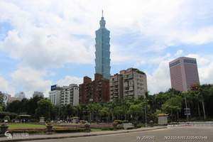 ZL兰州出发台湾环岛8日直飞常规五花经典之旅