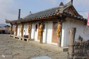 长白山北坡、大戏台河、民俗村2日|五星小包团、天天中午发团
