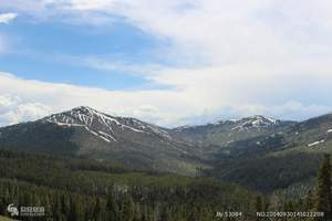 美国阿拉斯加3晚追寻北极光+冰河巡游黄石国家公园+西雅图12