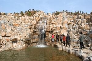 沂水大峡谷+荧光湖(含蝴蝶谷)一日游 淄博旅行社出发旅游