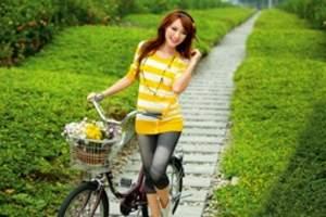 扬州租自行车 租辆自行车逛扬州 穿梭在扬州的街巷