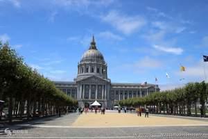 美国东西岸加拿大真全景+旧金山+芭芭拉海滨1号公路16天游