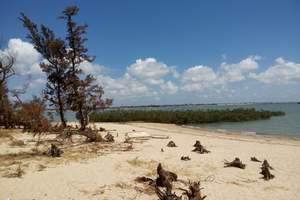 惠州到湛江湖光岩、特呈岛、东海岛、红嘴鸥游船盛夏无霾之旅3天