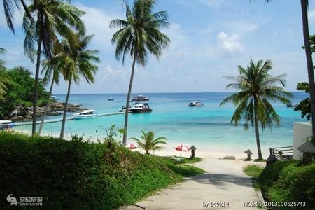 【蜜月旅游首选之地】普吉岛一地4晚6天游、星光蜜语