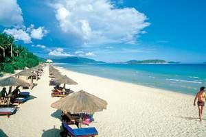 去三亚度蜜月需要多少钱 亚龙湾热带天堂 槟榔谷黎苗文化5日游