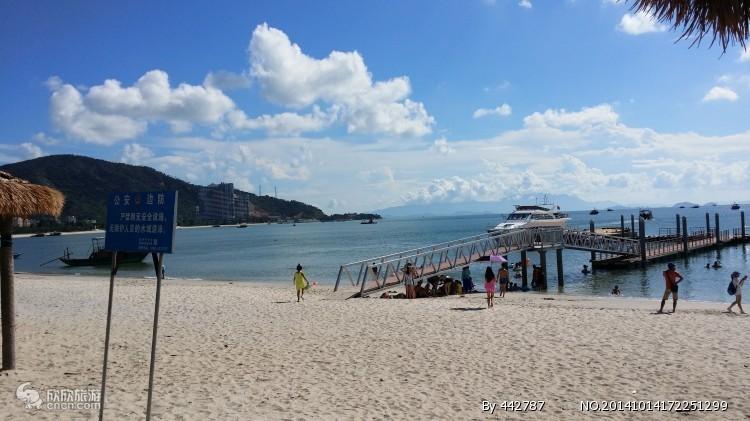 【巽寮湾二天旅游】广州至惠州巽寮湾两天自由行|可预定来回大巴