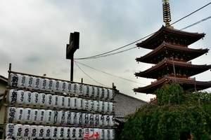 日本本州北海道温泉美食7天游