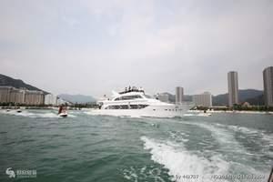 东莞到巽寮湾出海捕鱼自由行直通车二天_巽寮湾两天游艇体验之旅