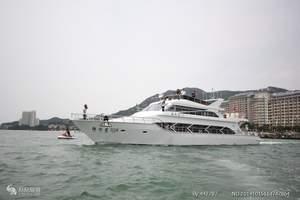 巽寮湾海之星游艇、汽车特技表演、哪都像艺术馆、海龟基地2天游