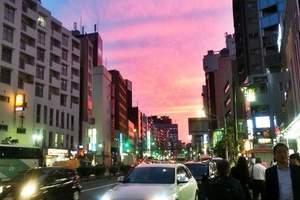 银川到日本本州、伊豆半岛双温泉美食7日游