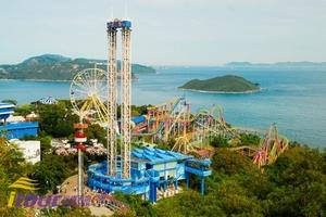 深圳到香港2日游_香港海洋公园跟团游_去香港哪里好玩