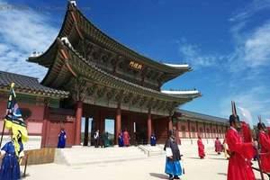 韩国五日游、深圳出发去韩国旅游、韩国首尔济州岛五天品质旅游团