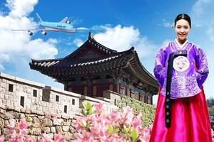 长沙到韩国首尔旅游,首尔、济州自组精华6日游,韩国旅游多少钱
