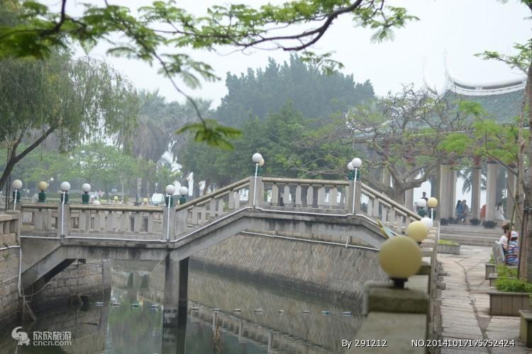 嘉庚公园图片