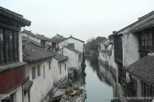 特惠泉州到杭州上海无锡灵山大佛苏州耦园、双水乡单飞5日游