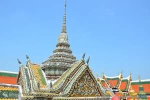 青岛到泰国旅游线路  泰国一地6晚7天游、全程仅3站购物点