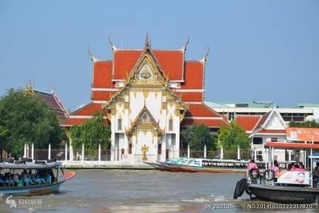 青岛去泰国一地旅游团|曼谷+芭提雅6晚7日,豪奢泰一地