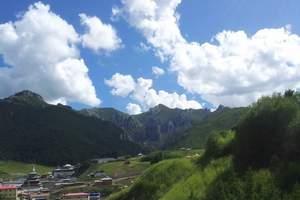 天水出发去甘南大草原汽车3日游(桑科+拉+尕海+花湖+郎木寺