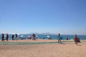 看大海 吃海鲜 石家庄到青岛日照至臻纯玩四日游