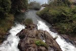 公司员工踏青旅游线路 深圳去增城白水寨瀑布、小楼人家一天游
