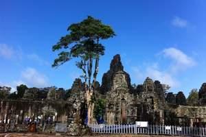 兰州到柬埔寨旅游-兰州包机直飞柬埔寨8日游(暹粒+金边)