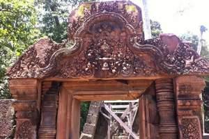 武汉到柬埔寨吴哥金边旅游 吴哥金边尊享八日游