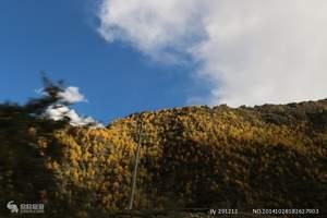 真纯玩|拉萨日喀则林芝单卧单飞12日游|什么季节去西藏旅游好