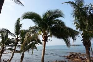 """海南三亚""""海之南""""舒心双飞5日游【长沙出发,含南湾猴岛】"""