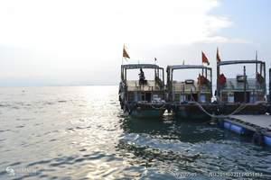 惠东巽寮湾、三角洲岛、雷公峡水上漂流、集星海岸-巽秀表演2天
