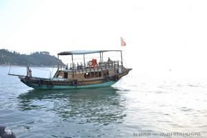 广州出发沙滩线路 公司旅游沙滩线路 惠州巽寮湾 出海捕鱼两天
