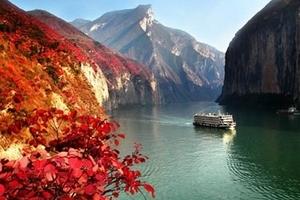 重庆长江三峡单程4日旅游 三峡大坝旅游推荐时间/三峡旅游功略