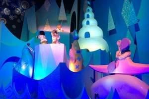 上海迪士尼儿童票多钱 泰安到迪士尼乐园2次入园七里山塘四日游