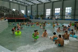 宾县英杰温泉水上乐园一日游-水上乐园都有什么好玩的-英杰温泉