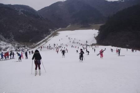 吉林雾凇岛、朝鲜民俗村、长白山天池雪乡亚布力激滑雪四飞7日游