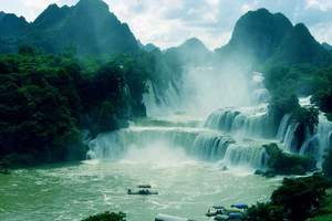 桂林旅游,2020年桂林漓江旅游,全新旅游线路双飞5日游