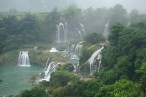 德天瀑布、通灵大峡谷2日游(德天瀑布旅游线路)