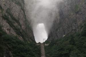 洛阳旅游团去张家界天门山、黄龙洞、芙蓉镇、凤凰古城双卧6日游