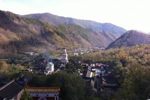 石家庄到五台山旅游推荐_太原、五台山火车三日游