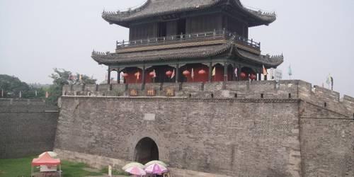 荆州古城墙