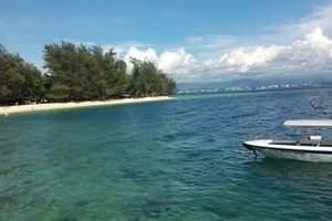 【蜜月天堂潜水圣地】青岛到马来西亚沙巴岛蜜月度假六日半自由行