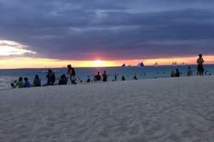 太原到长滩岛旅游:【超值经典】长滩岛5晚7天