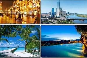 淄博去三亚旅游-淄博旅行社去海南三亚6日旅游团报价