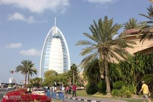 东莞到迪拜旅游丨豪华5天(3晚五星)丨东莞到迪拜旅游线路