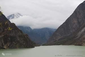 叠溪地震湖