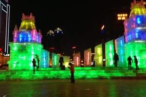 春节万达冰灯大世界一日游-万达在什么地方-冰灯白天能看吗