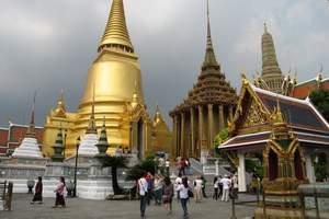 青岛到泰国旅游推荐 清迈小镇 沙美岛 富贵黄金屋 大皇宫7日